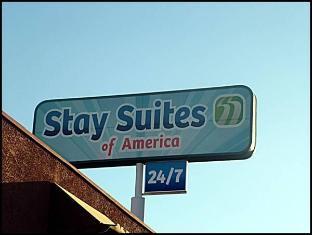 Stay Suites of America Las Vegas North Las Vegas (NV) - Exterior