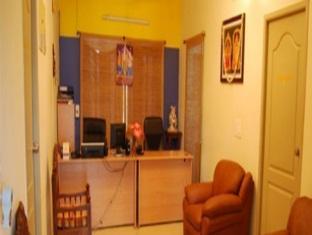 Shylee Niwas Hotel Chennai - Retseptsioon