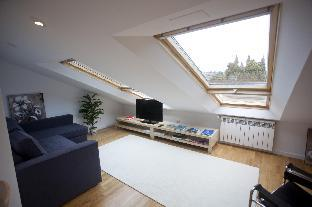 Catedral Suites Attic