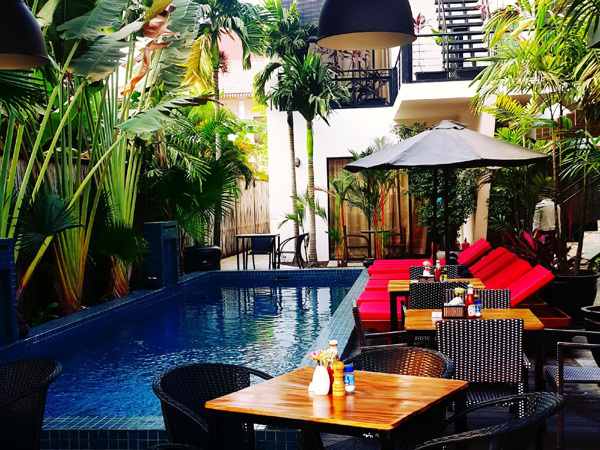 Pippeli Boutique Hotel Siem Reap