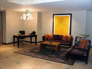 The Royal Mandaya Hotel Davao - Área de Estar Executiva