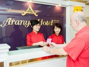 Aranya Hotel Ханой - Стойка регистрации