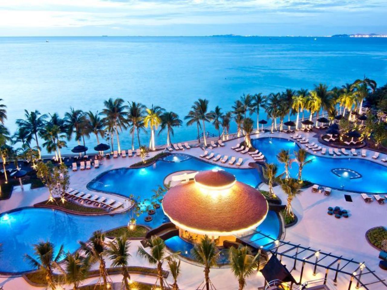 รอยัล วิง สวีทส์ แอนด์ สปา บาย รอยัล คลิฟ โฮเต็ล กรุ๊ป (Royal Wing Suites & Spa by Royal Cliff Hotels Group)