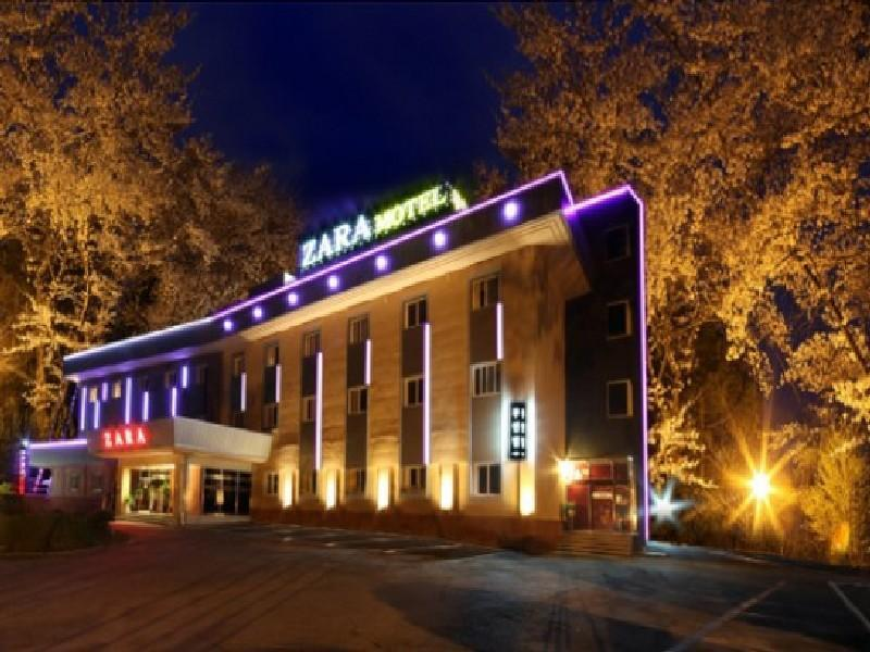 South Korea-�ڶ� ���� (Zara Motel)