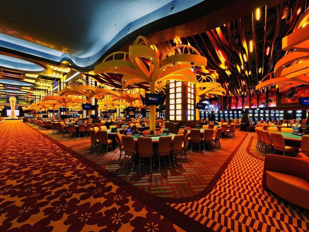 Resorts World Sentosa - Equarius Hotel19