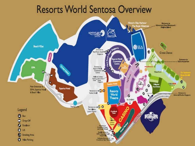Resorts World Sentosa - Beach Villas39