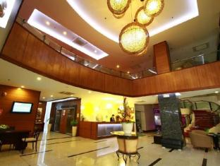 Dohera Hotel Mandaue City - ردهة