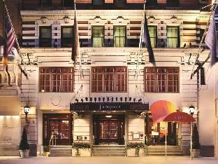 The Iroquois New York Hotel 4 star PayPal hotel in New York (NY)