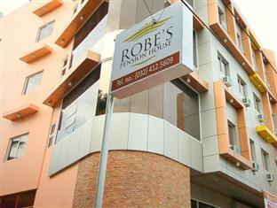 Robe's Pension House Cebu - Exterior