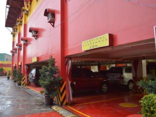 Philippines Hotel Accommodation Cheap | Hotel Sogo Pasay Rotonda Manila - Parking Area
