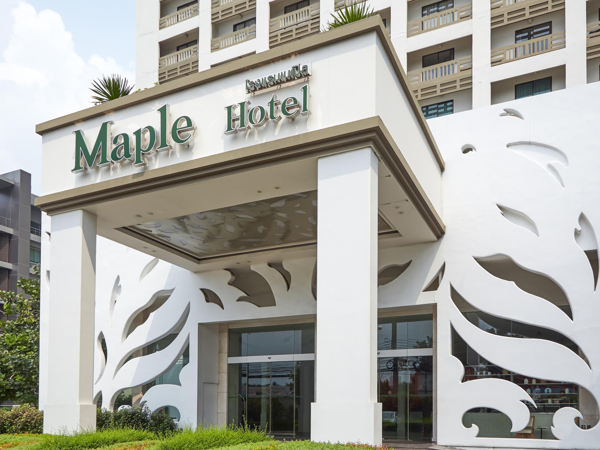 โรงแรมเมเปิล