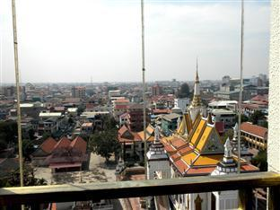 Chea Rithy Heng Hotel & KTV Phnom Penh - View from Terrace