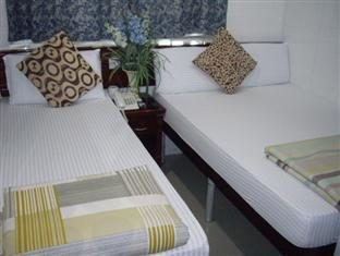 Korean Hostel Hong Kong - Triple Room - 1 Double Bed & 1 Single Bed