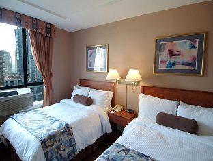 Ramada Inn & Suites Downtown Vancouver Vancouver (BC) - Gostinjska soba