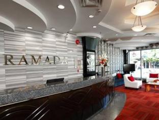 Ramada Inn & Suites Downtown Vancouver Vancouver (BC) - Recepcija