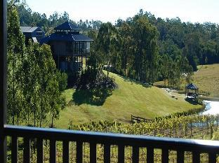 Hotell Ocean View Estates Vineyard Cottages  i Brisbane, Australien