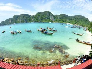 Phi Phi Four Season Sea View Hotel Koh Phi Phi - Tonsai Bay