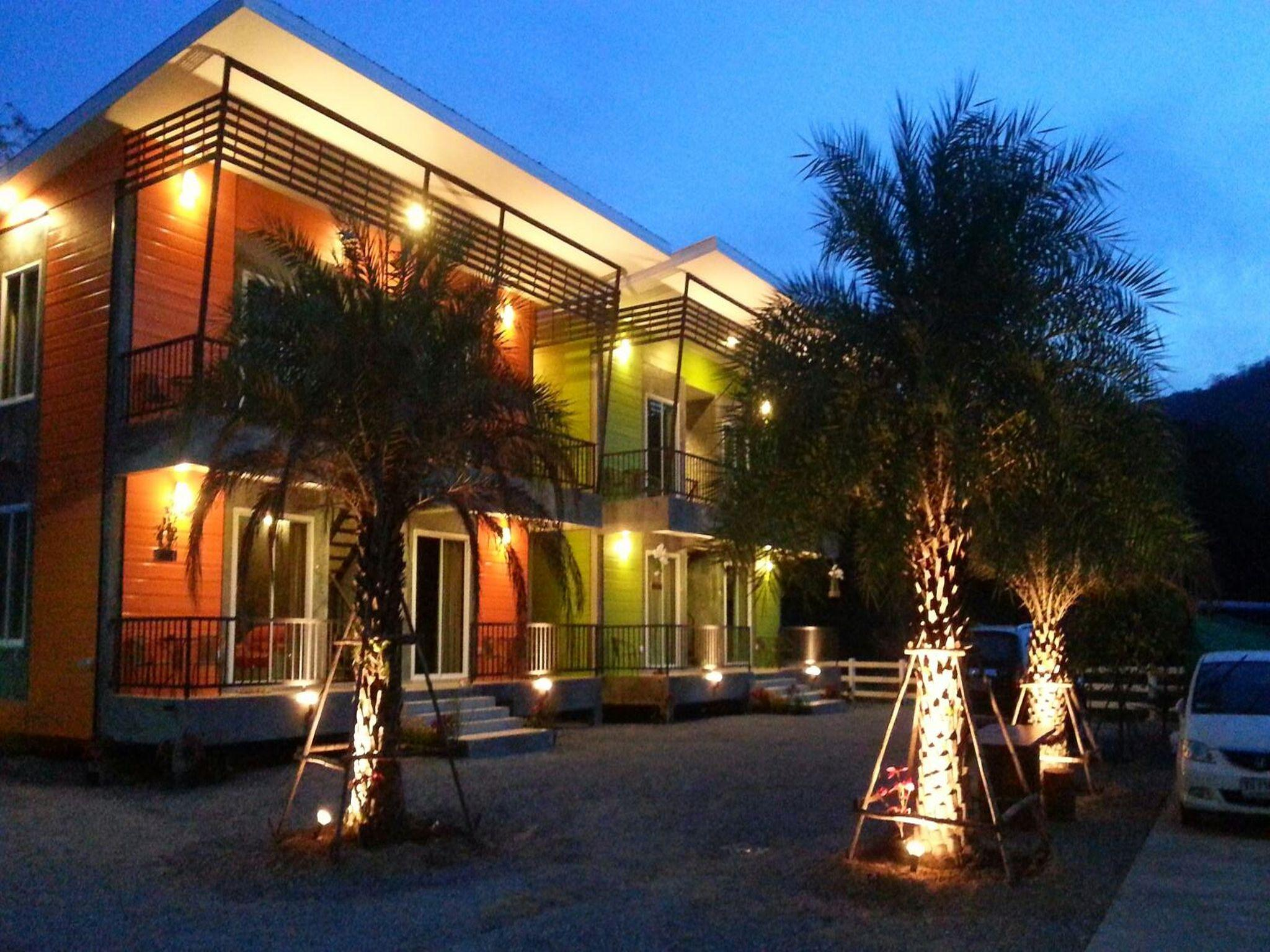 Baan Suan Rim Nam Pakchong Resort Khao Yai