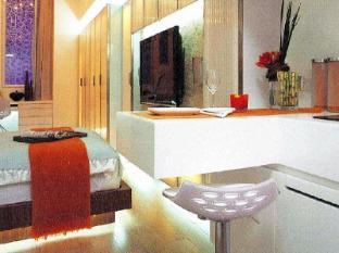 V Wanchai Hotel Hongkong - Vendégszoba