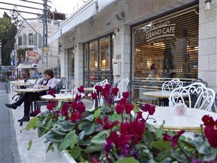 Tamar Residence Hotel Jeruzalem - restavracija