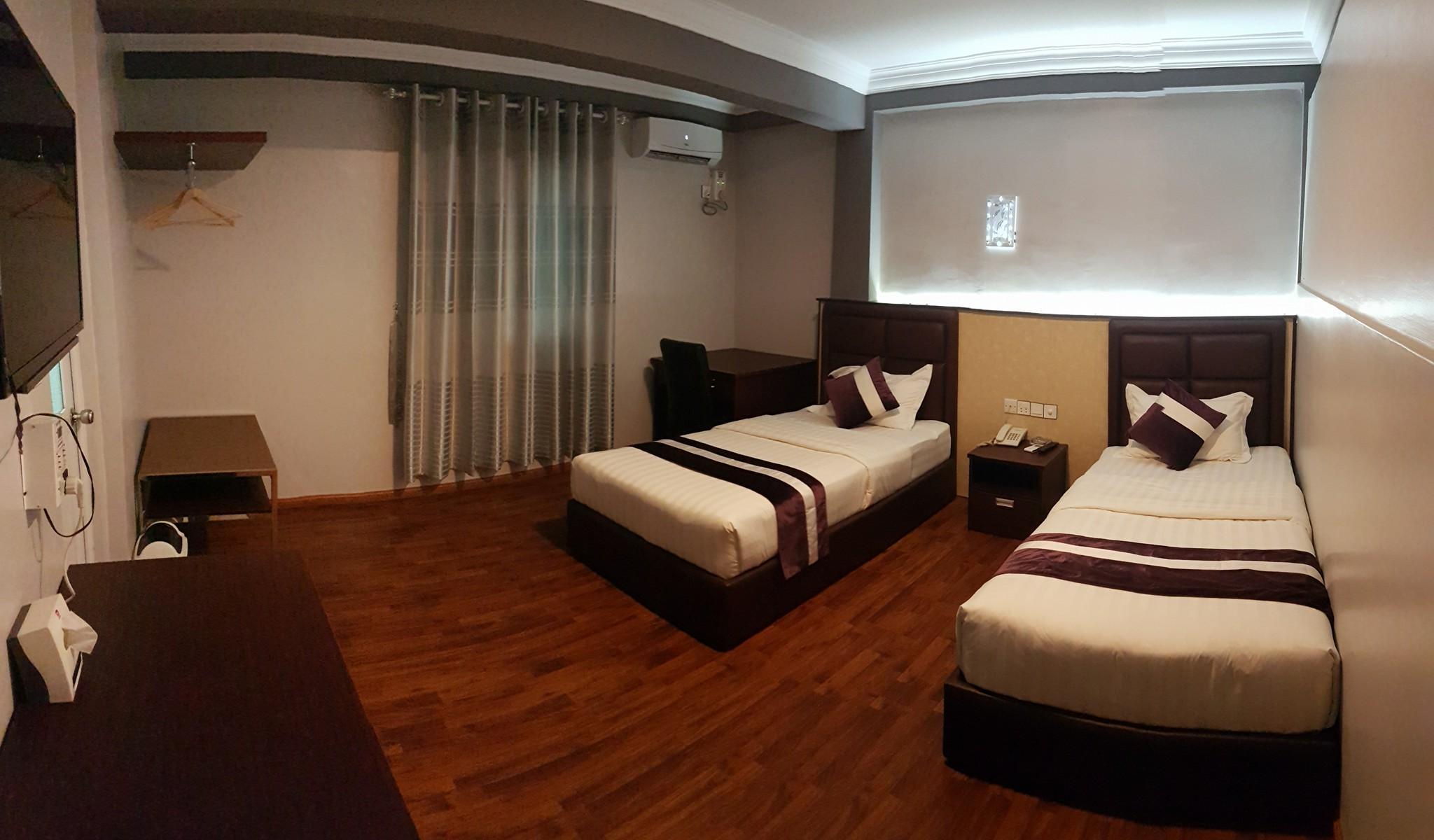 Motel Waizayantar Yangon Myanmar