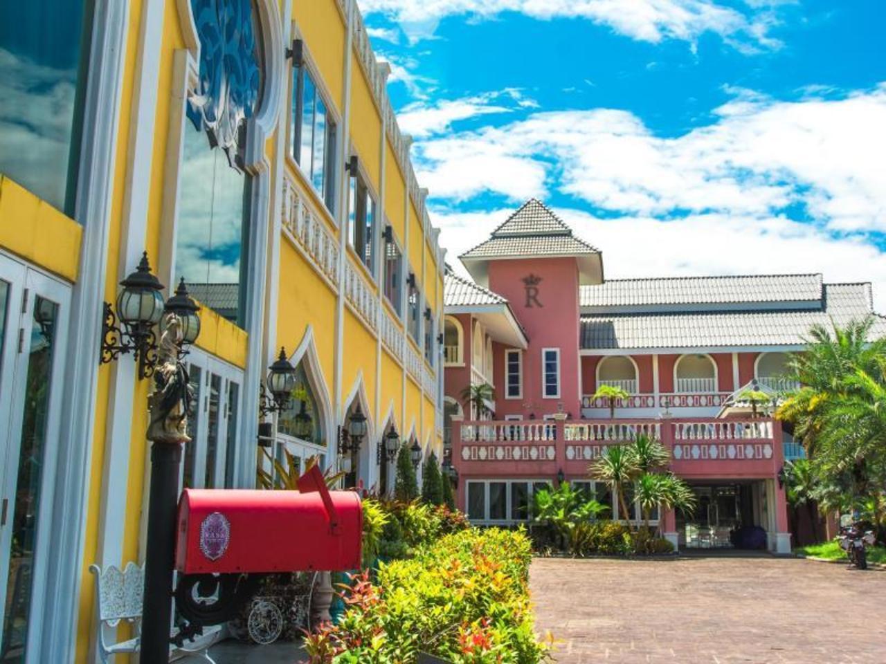 โรงแรม รสา บูทีค เชียงราย (Rasa Boutique Hotel)