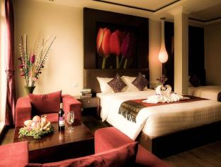 King Grand Suites Boutique Hotel Phnom Penh - Deluxe twin