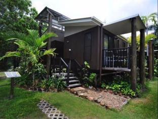 BIG4 Airlie Cove Resort and Caravan Park Whitsunday Islands - Hotellet från utsidan