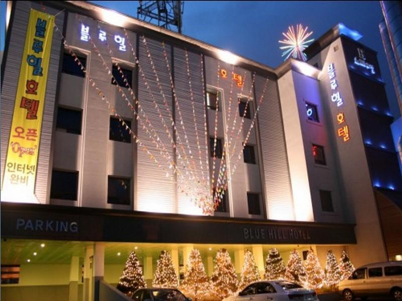 South Korea-블루힐 호텔 (Bluehill Hotel)