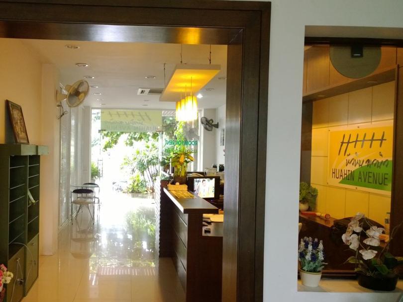 ホアヒンアベニューホテル12