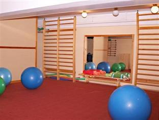 Spahotel Matyas Kiraly Hajduszoboszlo - Dvorana za fitness