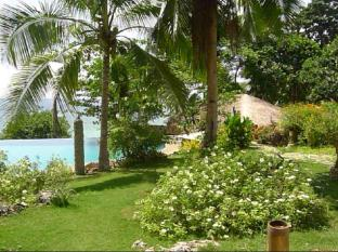 Amun Ini Beach Resort & Spa Bohol - Garden Near Pool