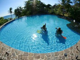 Amun Ini Beach Resort & Spa Bohol - Dive course at the pool