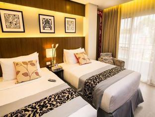 St. Mark Hotel Cebu - Deluxe Room with 2 Separate Beds