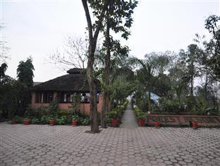 Chitwan Forest Resort Chitwan National Park - Main Entrance