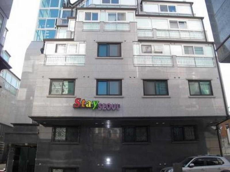 South Korea-스테이 서울 레지던스 (Stay Seoul Residence)
