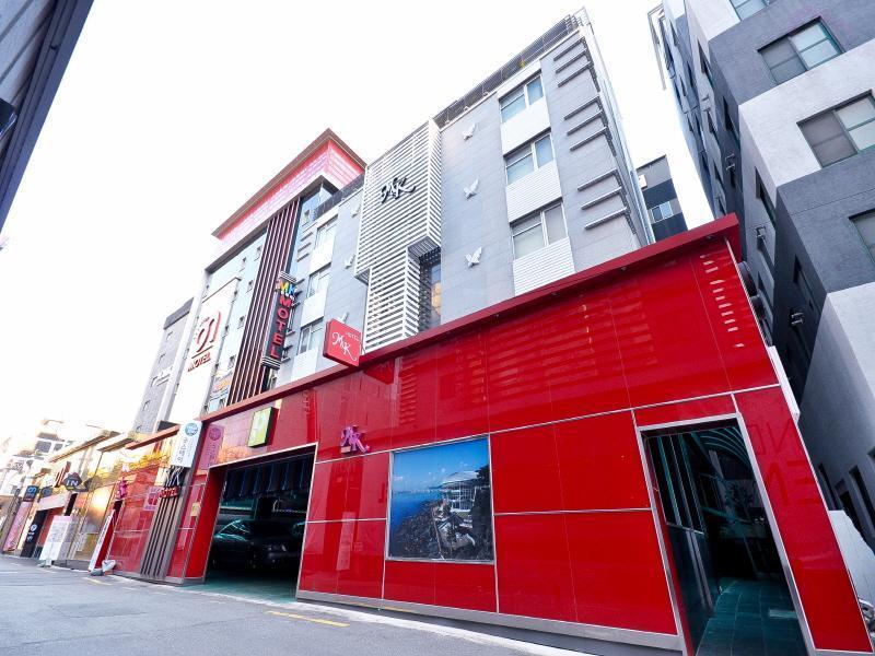 South Korea-엠케이 모텔 (MK Motel)
