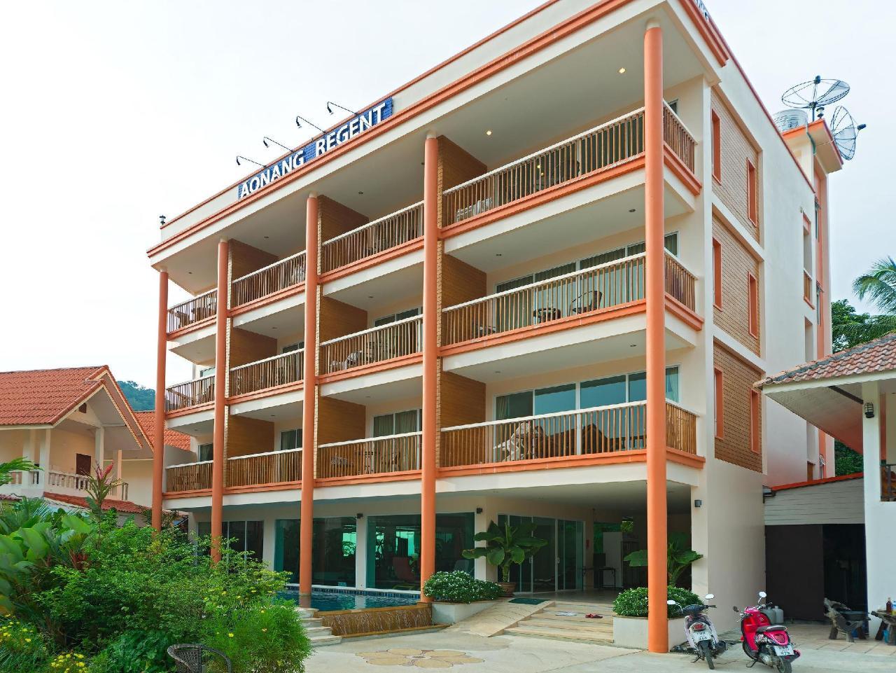 โรงแรมอ่าวนาง รีเจนท์ (Aonang Regent Hotel)