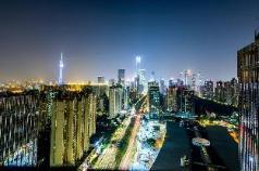 Live Inn Apartment Zhujiang New Town Branch, Guangzhou