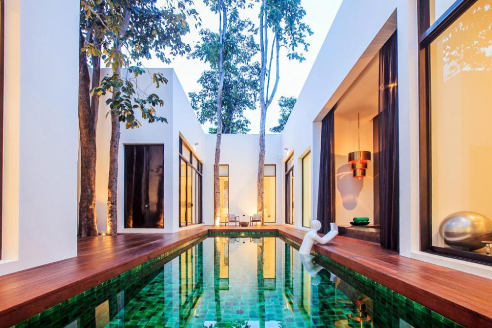 The Secret Pool Villas by The Library Koh Samui