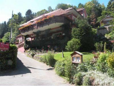 Hotel Restaurant Au Floridor Thann France