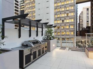 Mantra Midtown Apartments Brisbane - BBQ Area