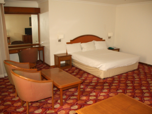 Kingwood Inn Kuching Kuching - Gjesterom