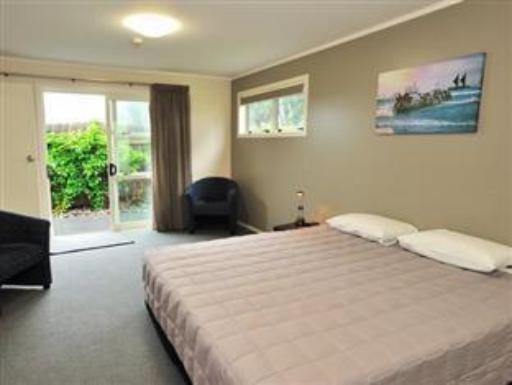Captain Cook Motor Lodge hotel accepts paypal in Gisborne