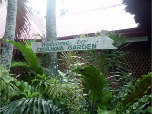Casa Nova Garden Apartments Bohol - Resort Entrance