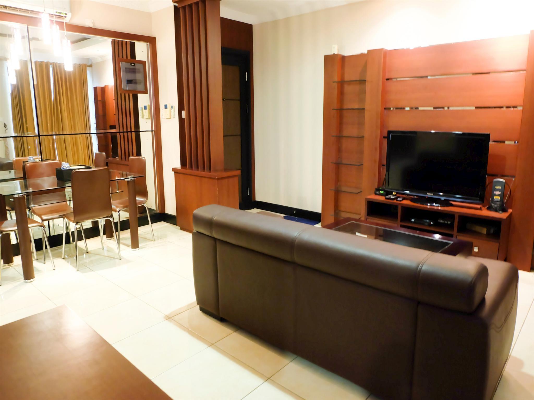 2BR Prestige Dharmawangsa Essences By Travelio Jakarta Indonesia
