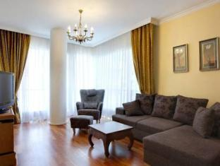 Ites Sakala Apartment Tallinn - Interior do Hotel