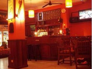 Shadow of Angkor I Guesthouse Siem Reap - Pub/Lounge