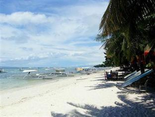 Kalipayan Beach Resort & Atlantis Dive Center Bohol - Pláž
