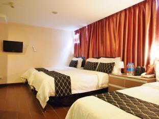 California Hotel Хонконг - Стая за гости